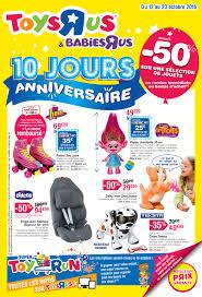 siege auto toysrus toysrus 10 jours anniversaire cataloguespromo com