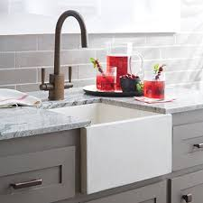 Shaws Original Farmhouse Sink Care by Fall In Love With These Farmhouse Kitchen Sinks We Did Bhg