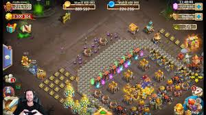 Castle Clash Pumpkin Duke Best Traits by Jt U0027s Main Full Account Review 270 000 Might Castle Clash Youtube