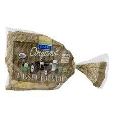 Organic Russet Potatoes 3 Lb Bag