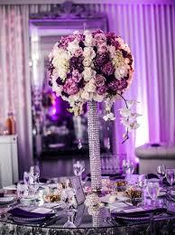 Plum Wedding Reception Ideas Best 25 Purple Silver On Pinterest Garden Favor