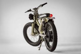Combining Advanced Li Ion Batteries From Tesla Development Partner Panasonic And The Best Selling Beloved Honda Cub Chassis ECub 2 Is A Retro