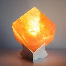 Himalayan Salt Lamp Pyramid by Spirit Himalayan Salt Lamp Apollobox