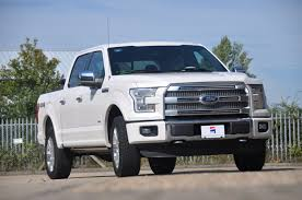 New 2017 Ford F-150 Platinum Ecoboost – 10 Speed – David Boatwright ...