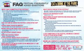 100 Columbus Food Truck Festival The FAQ
