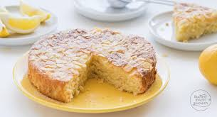 saftiger zitronen mandel kuchen ohne mehl backen macht