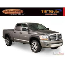 Bushwacker OE Style Fender Flares For 06-07 Dodge Ram 1500/2500/3500 ... Lifted Chevrolet Silverado 1500 Alpine Luxury Edition Rocky Lund Intertional Bushwacker Products F 2014 W Zone 65quot Lift Kits On 20x10 Wheels Putco Stainless Steel Fender Trim 97296 1617 Bushwacker Cost To Install Oem Flares Ford F150 Forum Community Of 62018 Chevy Egr Painted 791574gan 1091907 Flat Style Matte Black Front And Rear Dodge For Trucks Jeeps Suvs Universal Custom Fit Flares Or Mud Flaps