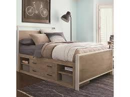 Smartstuff myRoom Twin Storage Bed HomeWorld Furniture Panel Beds