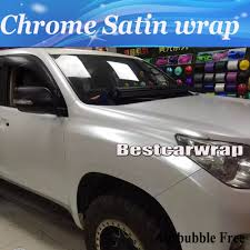 Luxury White Chrome Satin Vinyl Car Wrap Film With Air Bubble Free ... Vehicle Wraps Inc Unique Truck For Work Play Kits Wake Graphics Ruddell Auto Is A Port Angeles Buick Chevrolet Gmc Dealer And Matte Red Vinyl Wrap Zilla Commercial At The Wrapping Centre Truck Wraps Extreme Dade City Fl Bljack Media Group Patriotic Or Signs Success Seattle Custom Autotize Flat Black Van Nj Sprinter Nyc Max