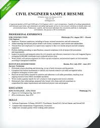 Civil Engineer Resume Sample Format For Electrical Engineering Freshers Pdf
