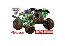 Grave Digger - XL Officially Licensed Monster Jam Removable Wall ... Monster Truck Wall Decal Personalized Name For Boys Room Decor With Decalmonster Decorwall Etsy Vinyl By Homesweetwalls On 5800 Red Blue Sticker Transport Sport Decals Stickers Car Pickup Garage Megalodon Huge Officially Licensed Jam Removable Wallpops Multicolor Outrageous Trucks Decalwpk2576 The Home Lightning Mcqueen Grave Digger Pack Decalcomania Cars And Warrior Giant Dragon Launch Os_mb592