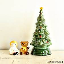 Avon Ceramic Christmas Tree Wwwtopsimagescom