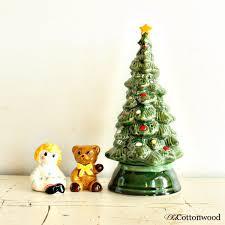 Avon Ceramic Christmas Tree Wwwtopsimagescom