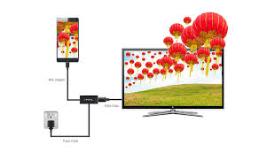 Non Samsung MHL Phone Tablet to HDMI TV