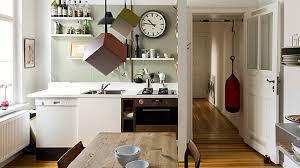 kleine küchen gestalten und planen tipps zum einrichten