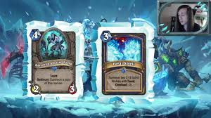 Overload Shaman Deck Frozen Throne by New Knights Of The Frozen Throne Card Reveal Saronite Chain Gang