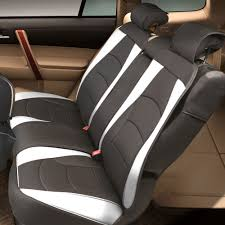 BESTFH: Car SUV Truck PU Leather Seat Cushion Covers Rear Bench ... Quality Breathable Flax Fabric Car Seat Cushion Cover Crystal New Oasis Flotation Truck Specialists Silica Gel Non Slip Chair Pad For Office Home Cool Vent Mesh Back Lumbar Support New Universal Size Cheap Cushions Find Deals On Line At Silicone Massage Anti The Shops Durofoam 002 Chevy Tahoe Dewtreetali Beach Mat Sports Towel Fit All Wagan Tech Soft Velour 12volt Heated Cushion9438b