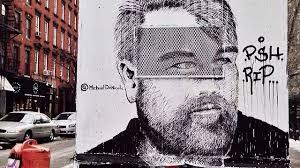 Joe Strummer Mural East Village joe strummer mural by zephyr and dr revolt in the east village