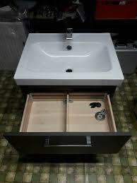 bad waschbecken hänge unterschrank und 2 x wc in rheinland