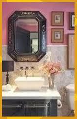 53 ideen für badezimmer rosa marmor puderzimmer