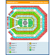 Mgm Grand Hotel Floor Plan by Mgm Grand Hotel And Casino Events And Concerts In Las Vegas Mgm