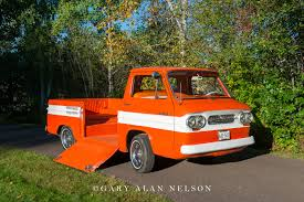100 Chevy Corvair Truck 1962 Chevrolet Rampside Pickup VT18249CH Gary Alan