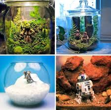 Star Wars Aquarium Decorations by 27 Kids Crafts And Diy Projects For Summer