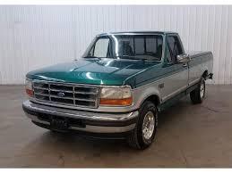 1996 Ford F150 For Sale | ClassicCars.com | CC-1061701