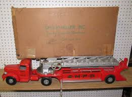 100 Smith Miller Trucks 1610A Aerial Ladder Fire Truck With Box