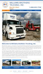 100 Wbt Trucking Williams Brothers Competitors Revenue And Employees