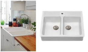 sinks amusing stainless steel farmhouse sink ikea stainless