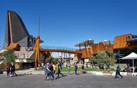 100 Iredale Pedersen Hook New Yagan Square Provides A Major Focal Point For Perth