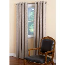 Boscovs Kitchen Curtains by Portland Foam Back Grommet Panel Boscov U0027s
