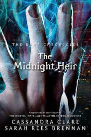 The Midnight Heir Bane Chronicles 4 By Cassandra Clare
