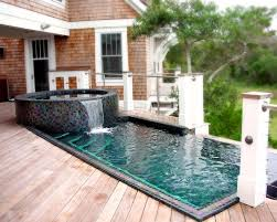 Small Backyard Decorating Ideas by Plunge Pool Design Lightandwiregallery Com