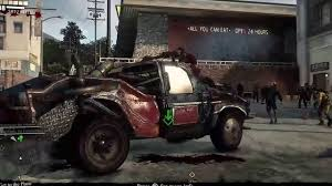 100 Junk Truck Dead Rising 3 Combo Vehicle Overview One