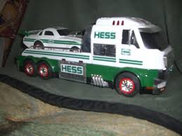 HESS TOY TRUCK 2016 Truck And Dragster Only No Box - $10.00 | PicClick 2014 Miniature Hess Truck Youtube Vintage 1990 Tanker The Is A 1964 Marx Billups Gasoline Plastic Toy Trailer Doms Trucks Dshesstoytruckscom Amazoncom 1984 Oil Bank Toys Games Photo Story A Museum Apopriately Enough On Wheels Celebrates The 2013 Reviewed 1982 Hess Truck Review Dogs Pinterest Dog 1976 Must Watch Classic Hagerty Articles 2015 51st Colctible Fire Ladder Rescue Ebay