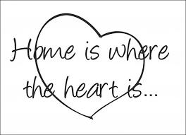 Home Is Where The Heart Quote Amusing Ponad 25 Najlepszych Pomyslow Na Pinterescie Temat