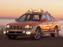 100 Subaru Outback Truck Baja Four Door Sedan With A Bed The Best Of Both Worlds