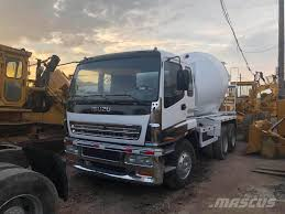 100 Concrete Mixer Truck For Sale Used Isuzu Truck Concrete Mixers Price US 20000 For Sale