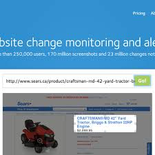 Visualping Alternatives And Similar Software AlternativeTonet