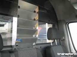 Van Accessories - Commercial Fleet Vehicles | Transform Van And Truck