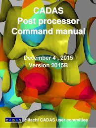 100 Cadas Post Function Mathematics Parameter Computer
