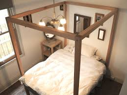 The Four Poster Bed by Patrick Hol be