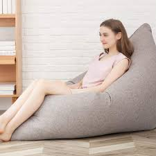 Amazon.com: Bean Bag Chair Beanbag Floor Cushion Grey Giant ... Jaxx Nimbus Large Spandex Bean Bag Gaming Chair The Best Chairs For Your Rec Room Dorm Covgamer Recliner Beanbag Garden Seat Cover For Outdoor And Indoor Water Weather Resistantfilling Not Included Oversized Solid Green Kids Adults Sofas Couches By Lovesac Shack Bing Comfortable Sofa Giant Bean Bag Chairs Chair Furry Wekapo Stuffed Animal Storage 38 Extra Child 48 Quality Ykk Zipper Premium Cotton Canvas Grey Fur Luxury Living Couchback Rest Sit Beds Buy Lazy Bedliving Elegant Huge Details About Yuppielife Couch Lounger