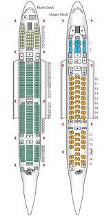A380 800 Config 1 Lufthansa Seat Maps Reviews