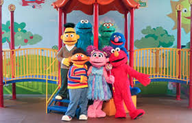 Sesame Place Halloween Parade by Family Friendly Shows U0026 Live Entertainment Sesame Place
