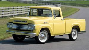 Low-mile Ford F-100 Custom Cab Heads To Auction | Autoweek 1958 To 1960 Ford F100 For Sale On Classiccarscom 1959 Panel Van Chevrolet Apache Retyrd Photo Image Gallery Sold Custom Cab For Sale Nice Project Pickup Truck Stock Royalty Free 139828902 Cruisin Smooth In This Fordtruckscom Chevy 350 Runs Classic Other Hot Rod Network Big Window Short Bed File1959 Flareside Truckjpg Wikimedia Commons 341 Truck Zone 8jpg 32642448 Blue Oval 571960