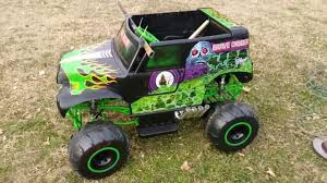 Grave Digger Power Wheels - Upgraded Motors For More Speed - YouTube Grave Digger Truck Wikiwand Hot Wheels Monster Jam Vehicle Quad 12volt Ax90055 Axial 110 Smt10 Electric 4wd Rc 15 Trucks We Wish Were Street Legal Hotcars Ride Along With Performance Video Truck Trend New Bright 18 Scale 4x4 Radio Control Monster Wallpapers Wallpaper Cave Power Softer Spring Upgrade Youtube For 125000 You Can Buy Your Kid A Miniature Speed On The Rideon Toy 7 Huge Monster Jam Grave Digger Hot Wheels Truck