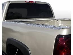 ici diamond plate bed rail caps ici diamond plate truck bed caps